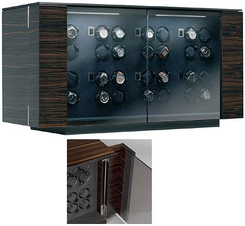 Buben & Zorweg Collector 32 Шкаф для хранения 32-х часов.