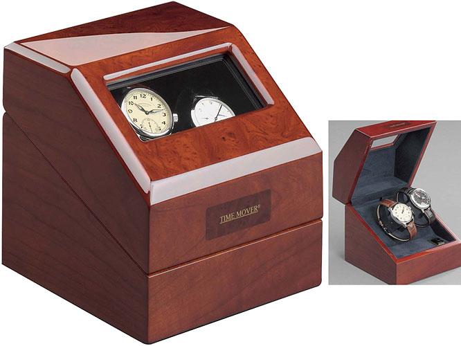 Buben & Zorweg Classic II Шкатулка для хранения 2-х часов, с автоматическим заводом.