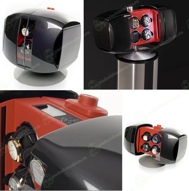 Buben & Zorweg Phantom 4 Бокс для автоподзавода 4 механических часов