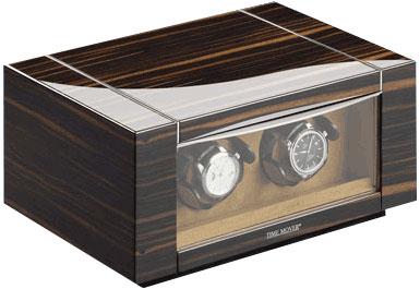 Buben & Zorweg Superior Macassar 2 Шкатулка для часов с автоматическим заводом