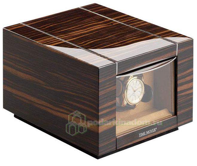 Buben & Zorweg Superior 1 Macassar Шкатулка для часов с автоподзаводом
