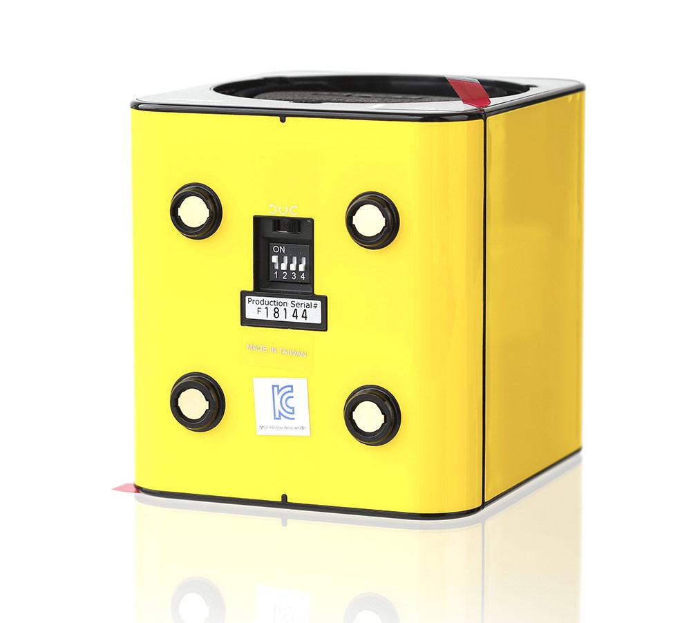 Fancy Brick (yellow) Бокс для одних часов наручных, жетлого цвета