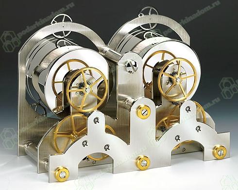 ROTALIS II WALNUT Шкатулка Rotalis II Walnut от Erwin Sattler – это роскошь для самых изысканных ценителей коллекционных наручных часов
