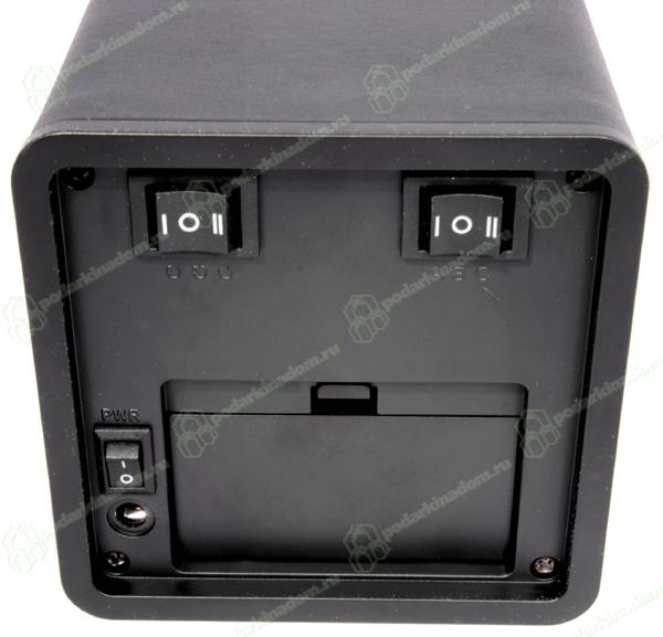 PAN AMM Кожаный модуль для подзавода 1 механических часов. Разные режимы подзавода, работает как от сети, так и от батареек.