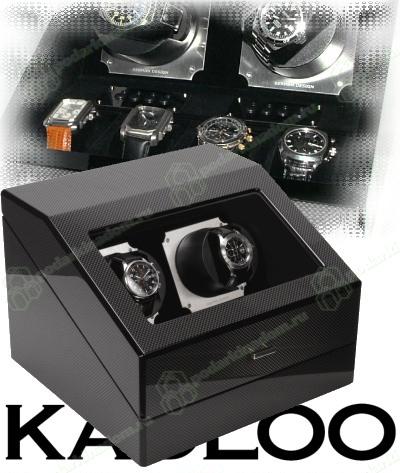 KadLoo Challenge two carbon Шкатулка для подзавода 2-х часов