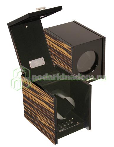 KadLoo Cube 1 macassar Шкатулка для часов с автоматическим заводом