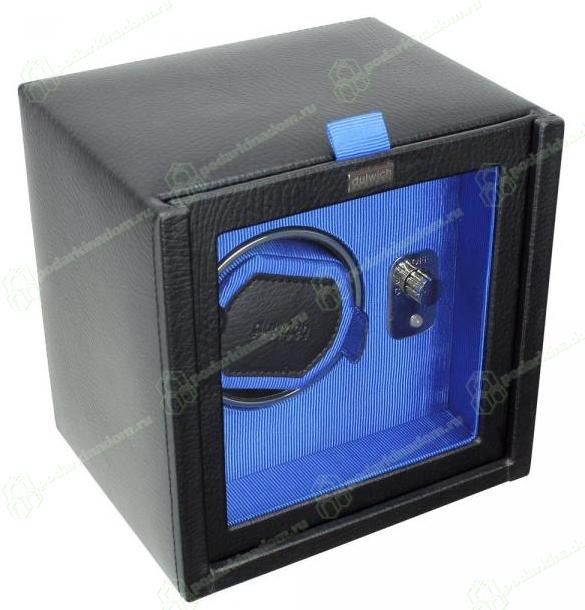LC Designs 70914 Шкатулка для подзавода наручных часов. Корпус отделан кожей.