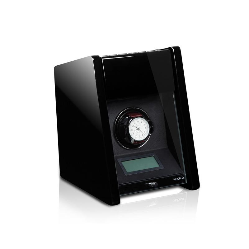 CLASICO Black Шкатулка для одних наручных часов с автоподзаводом.