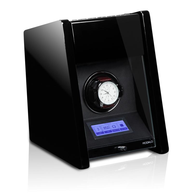 Modalo CLASICO Black Шкатулка для одних наручных часов с автоподзаводом.