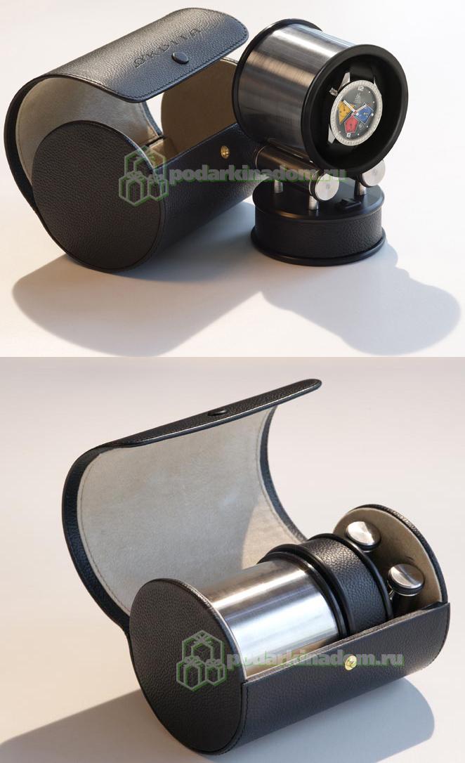 Orbita VOYAGER Дорожная электромеханическая шкатулка для подзавода автоматических часов.