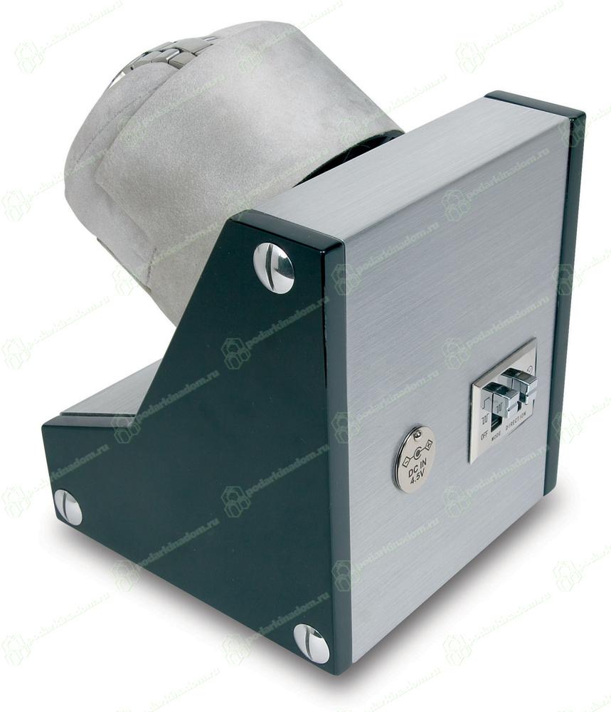 W181 Модуль Uno Ebony для подзавода 1 механических часов. Обладает 2 режимами вращения и возможностью работы как от сети, так и от батареек.