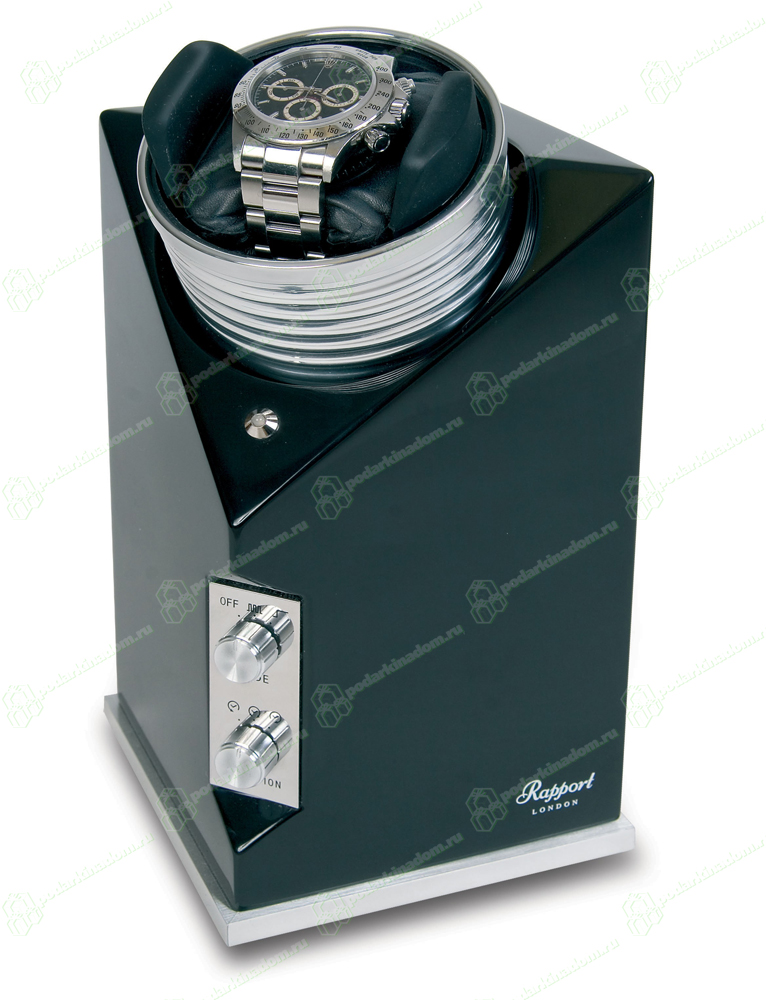 W182 Модуль Obelisk для подзавода 1 механических часов. Обладает 2 режимами вращения и возможностью работы как от сети, так и от батареек.