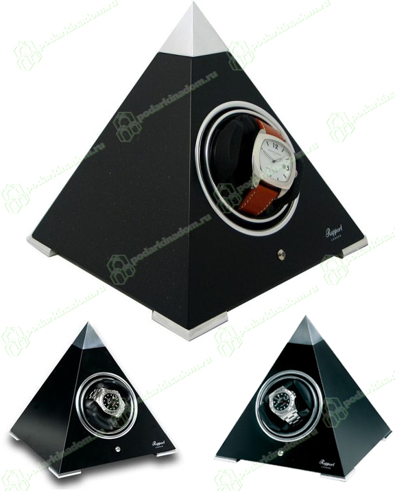 Rapport EVO20 Модуль для подзавода часов Rapport в форме пирамиды. Evo это оригинальный дизайн в совокупности с надежным механизмом