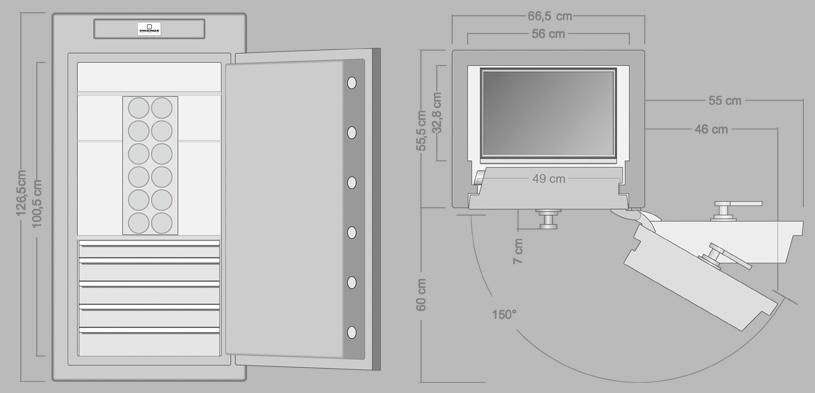 Brabus Сейв с электронным замком, от тюнинг компании Brabus