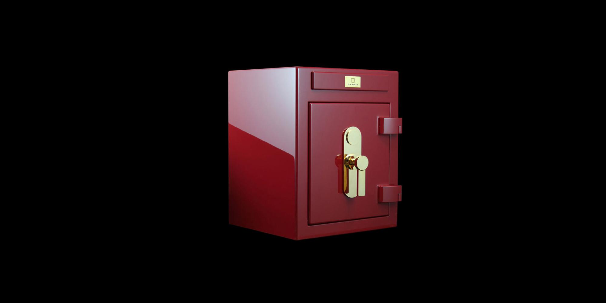 Cube 6V Взломостойкий сейф с ящичками для статического хранения часов и драгоценностей.