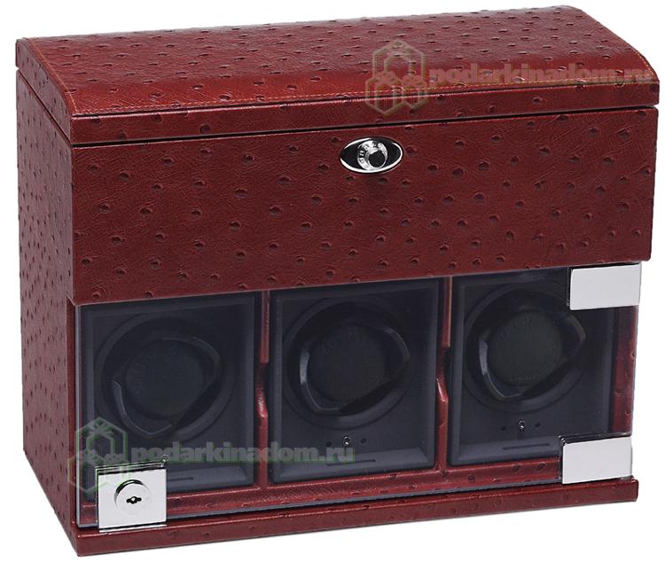 Underwood UN/820/O Модуль на трое часов с отделением для ювелирных изделий