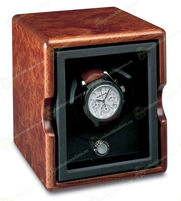 Underwood UN-821 Электромеханическая шкатулка для часов, с автоподзаводом