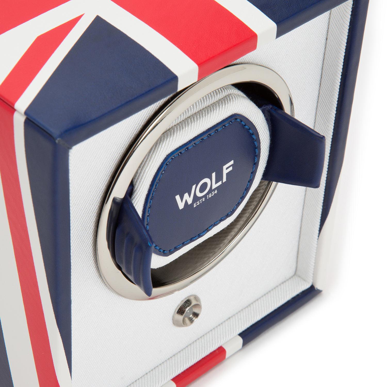 462404 Шкатулка для автоподзавода часов  из коллекции Navigator сочетает в себе практичность экокожи и лимитированный дизайн