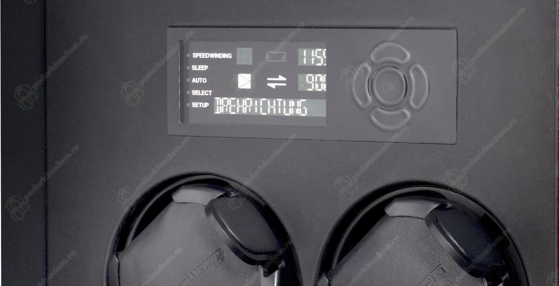 Corona 2 Version piano Шкатулка для завода наручных механических часов из германии.