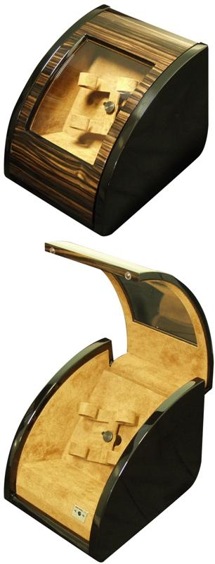 ELMA motion 100 96 29 Шкатулка Elma Pure 2, для механических часов с подзаводом, создана специально для Вас. Подходит для всех часов. Немецкая гарантия качества. Шкатулка создана для того, чтобы механизм ваших часов, был всегда в идеальном состоянии